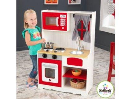 Dětská kuchyňka RED COUNTRY