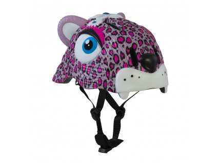 crazy safety in mold ruzovy leopard s 49 55 cm 2017 4842
