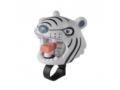 zvonek crazy safety bily tygr 4861